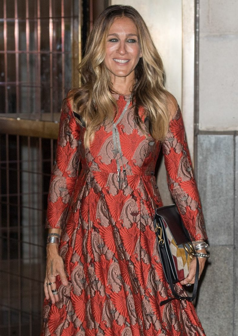 LaLaLaLaaaa: Sarah Jessica Parker To Play Chanteuse in New Movie