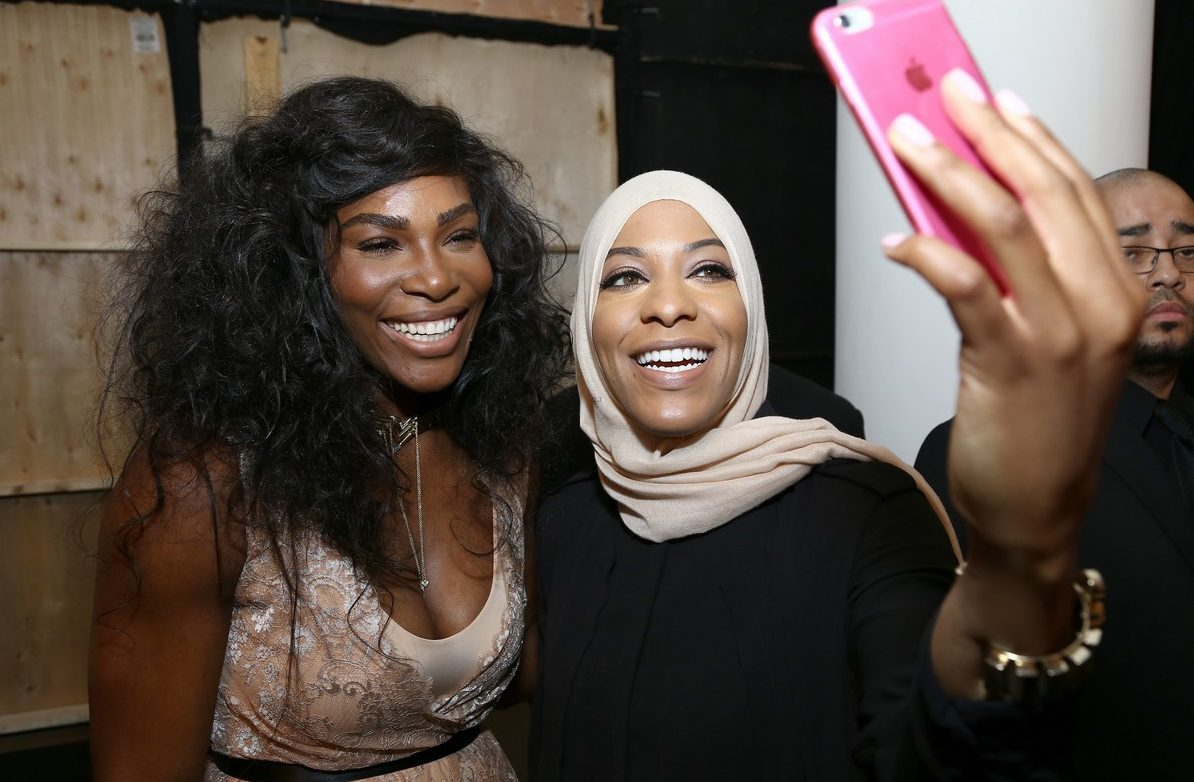 Serena Williams Debuts HSN Collection at NYFW